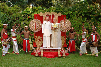 Culture Wedding in Sri Lanka